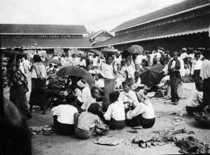 Market in Pyinmana