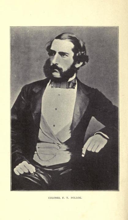 Colonel Fitzwilliam Pollok